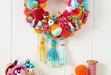 Craft Ideas Christmas / Craft ideas to save until winter, snow and lighting candle time