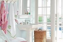 Bathroom / by Laurie Robbins