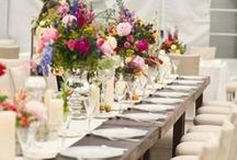 Stunning Tablescapes
