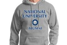 Merchandise | National University /  Check out the latest National University gear! You can find a wide range of National University branded merchandise including t-shirts, sweatshirts, golf shirts, hats, license plate frames, coffee mugs, and more!  / by National University