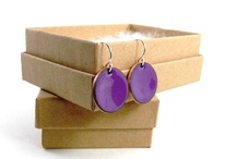 Zibbet - PURPLE / Fabulous Purple all from Zibbet! Zibbet.com connects shoppers to sellers of Handmade Goods, Fine Art, Vintage & Crafting Supplies. Visit us: www.zibbet.com