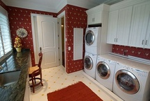 Nice laundry rooms