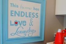Laundry Daze / Sometimes it seems like life revolves around laundry.  So why not make it a little more enjoyable?