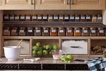 A Kitchen to Enjoy / Ideas to use for the kitchen.
