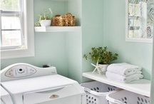 Laundry Room / by Laurie Robbins