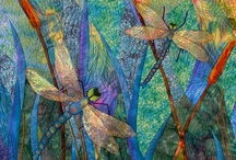 My Inner Insect / Dragonflies.  Symbol of friendship.