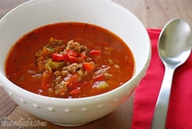 Recipes to Try...Soups and Stews / Recipes I want to try.