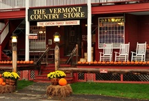 Vermont / I want to go NOW!