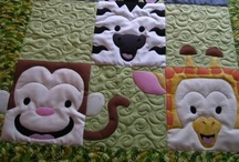 Quilts...It's a Zoo Out There / Quilts with animal related themes