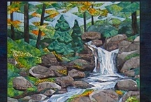 Quilts...Enjoy the Scenery! / Scenery quilts