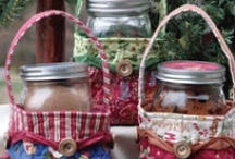 Craft Ideas...Bags, Baskets, Holders and Organizers