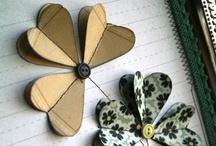 Craft Ideas...Scrap Paper No More