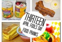 April Fools' Day / by Christina Horne