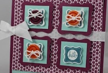 Control Freaks - Stampin' Up / Samples from the latest/greatest Control Freaks Blog Tour AND Control Freaks Swaps!!