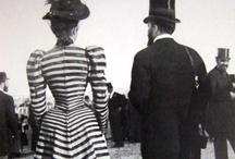 Historical clothing - Turn of the 20th century / Clothing from the late Victorian and Edwardian era, 1890 - 1920