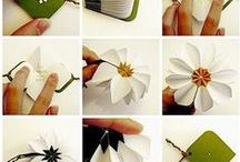 Flower Book Art / by Prairie Peasant