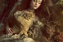 Moodbord: Fairytale / Fairytale photography