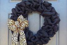Wreaths / Decor the Door / by Christina Horne