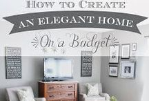 DIY future home / different homes, future home ideas, diy remodel, make your dream home on a budget, upgrade/update your home / by Christina Horne