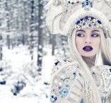 Moodboard - Russian Fairytale