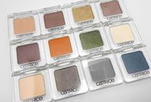 Catrice Absolute Eye Color Monos - All Of Them Ever / This is just me being OCD ... 8D