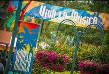 Viva La Musica / SeaWorld Orlando's festive fiesta, Viva la Música, kicks-off April 25 and runs every Saturday through May 16.   Families and friends can celebrate Latin culture at this annual festival featuring live concerts by internationally renowned Latin musical artists, savory authentic cuisine by SeaWorld's Executive Chef Hector Colon, family-friendly activities and unique merchandise from local artisans. The event is included with park admission.  / by SeaWorld