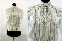 Costume inspiration - Edwardian Lace & Tartan / Edwardian Lace & Tartan