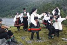Traditional Costume - Norway