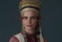 Traditional Costume - Russia