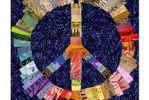 Peace Quilt / by Prairie Peasant