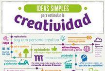 Diseño y Creatividad / Selección de Infografías sobre Diseño y Creatividad