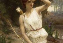 Moodboard - Artemis