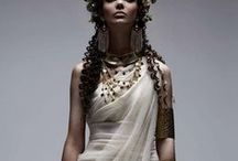 Costume inspiration - Grecian inspired
