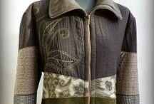 Fashion/Refashion outerwear