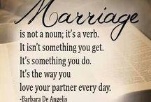 Marriage , till death do us part
