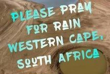 South African Drought✟