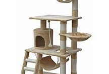 Cat lounges / Cat towers, scratch pad jungle gym!