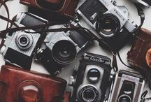 ••cameras•• / by lubieszary
