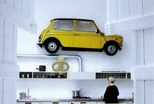 Kitchen decor / great kitchen ideas. not necessarily for my house, but great nonetheless. / by Ipadicus