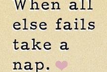 Fav sayings :)