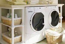Laundry rm decor
