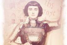 Ste. Jeanne d'Arc / En l'honneur de notre sainte sœur, Jeanne d'Arc