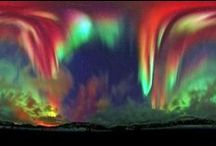 The Northern Lights / Aurora Borealis / by Nickie Huddleston Turner