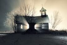 Churches / by Nickie Huddleston Turner