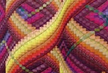 Quilts - Bargello / by Angi Wiggins