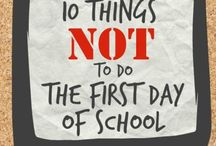Back to School! / Best ideas for Back to School Time! / by The Applicious Teacher- Leigh Langton