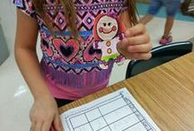 Applicious Gingerbread Activities / All things fun for a Gingerbread Man theme unit!