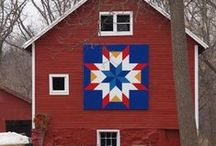 Barn Quilts / by Nickie Huddleston Turner