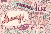 ✽ Lettering*! ✽