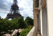 America is my Country, Paris is my Hometown / Paris... eat, live, love